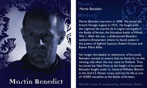 Martin Benedict