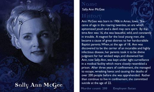 Sally Ann McGee